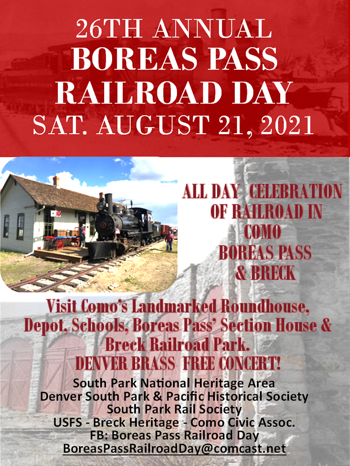 Boreas Pass Railroad Day