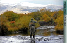 Fishing Guide to South Park Colorado