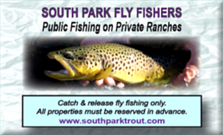 South Park Fly Fishers